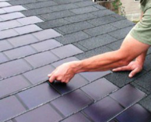 Wind Coating Prevents Wind Damage To Shingles Roof